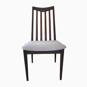 English Teak Fresco Dining Chairs by Victor Wilkins for G-Plan, 1970s, Set of 6