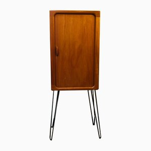 Mid-Century Teak Highboard from Dyrlund