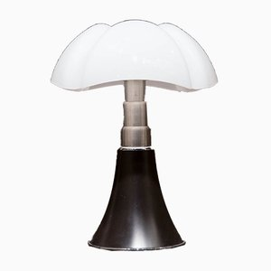 Italian Mini Pipistrello Table Lamp by Gae Aulenti for Martinelli Luce, 1980s