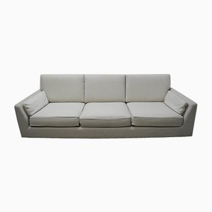 Scandinavian Modern Cotton Sofa by Folke Ohlsson for Dux, 1960s