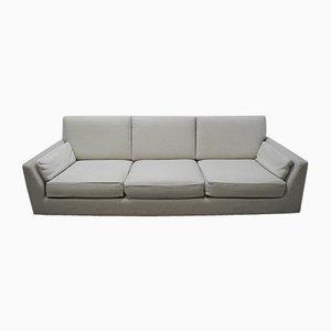 Scandinavian Modern Cotton Sofa by Folke Ohlsson for Dux, 1960s