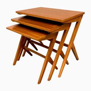 Set de Tables Gigognes Vintage par Bengt Ruda, Danemark
