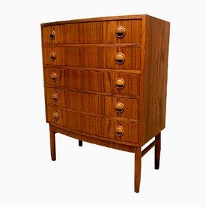 Vintage Danish Dresser by Kai Kristiansen for Feldballes Møbelfabrik