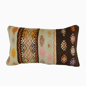 Embroidered Pillow Case from Vintage Pillow Store Contemporary