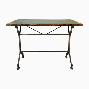 Vintage French Dining Table from Jules Chunette