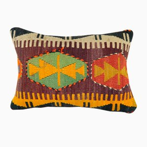Large Turkish Kilim Pillow Cover from Vintage Pillow Store Contemporary