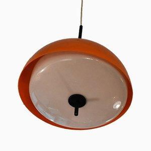 Lampes à Suspension en Méthacrylate de Stilnovo, 1960s, Set de 3