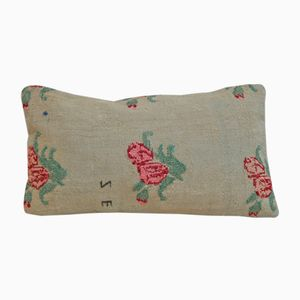 Floral Kilim Pillow Cover from Vintage Pillow Store Contemporary