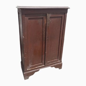 Antique Wood and Lacquer Sideboard