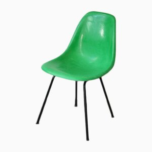 Chaise DSX Mid-Century par Charles & Ray Eames pour Herman Miller