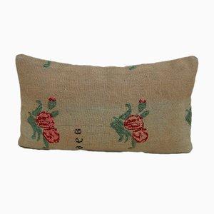 Housse de Coussin Kilim Tapisserie à l'Aiguille de Vintage Pillow Store Contemporary