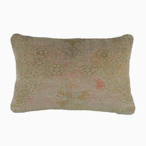 Housse de Coussin Oushak Tissée à la Main de Vintage Pillow Store Contemporary
