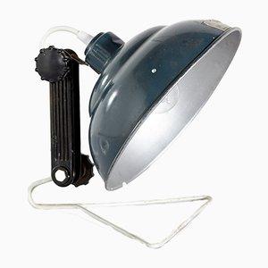 Industrielle Mid-Century Tischlampe aus Bakelit, 1950er