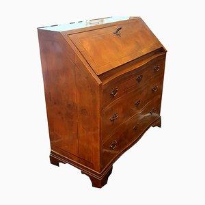 Vintage Italian Walnut Dresser, 1930s