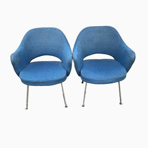 Poltrone di Eero Saarinen per Knoll International, anni '60, set di 2