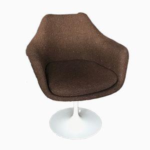 Wool Swivel Chairs by Eero Saarinen for Knoll International, 1990s, Set of 2