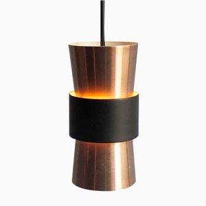 Lámpara colgante de Johannes Hammerborg para Fog & Mørup, años 60