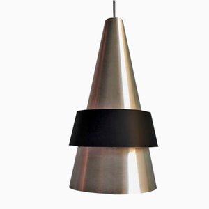 Lámpara colgante Corona vintage de Johannes Hammerborg para Fog & Mørup
