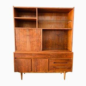 Mueble bar de palisandro, años 50