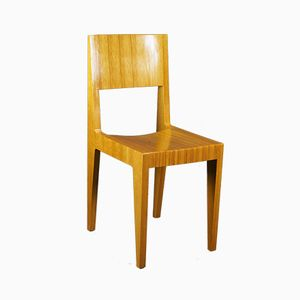 Modernist Oak Tom Chairs from 't Spectrum, 1990s, Set of 4