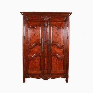 Antikes französisches Sideboard aus Ulmenholz