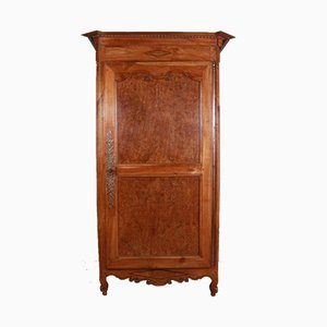 Antique French Cherry and Walnut Sideboard