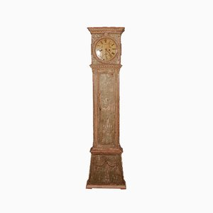 Horloge Gustavienne à Cadran Long