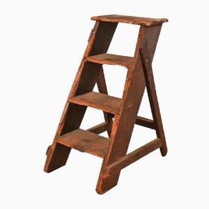 Antike Holzleiter