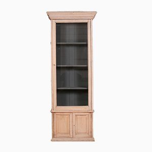 Antique Oak Bookcase, 1890s