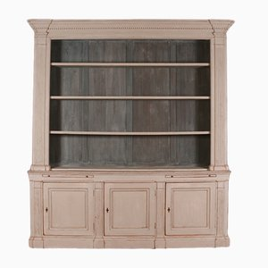Antique English Bookcase, 1810s