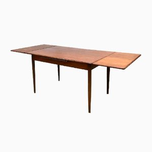 Danish Teak Extendable Dining Table from Farstrup Møbler, 1960s