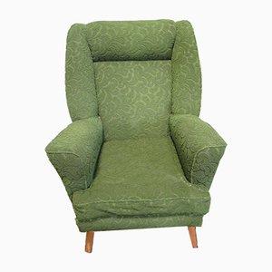 Mid-Century Sessel aus Buchenholz, 1960er