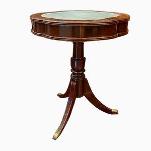 Table Basse de Style Régency Antique en Acajou