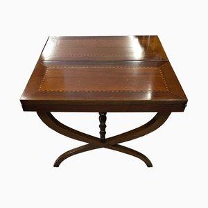 Table Basse Mid-Century en Noyer, 1950s