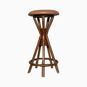 Mid-Century Danish Bar Stool, 1960s