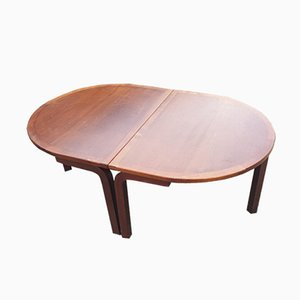 Vintage Scandinavian Teak Modular Coffee Table, 1970s