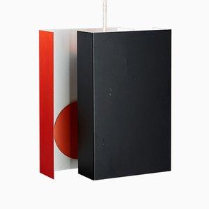 Lampada da tavolo Nippon di Simon P. Henningsen per Lyfa, anni '70