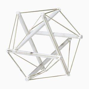 Lampe par Ingo Maurer & Peter Hamburger pour Design M, 1983