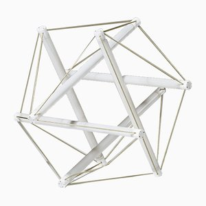 Lampe von Ingo Maurer & Peter Hamburger für Design M, 1983