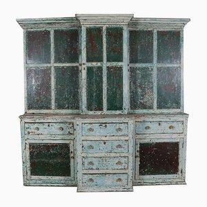 Antiker George III Schrank aus Holz