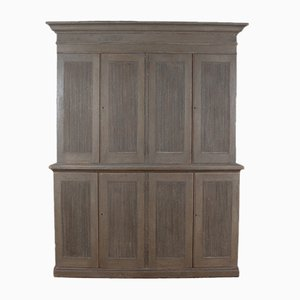 Antique Swedish Linen Cupboard