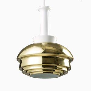 Lampe Modèle A 335 par Alvar Aalto pour Valaisinpaja Oy, 1952