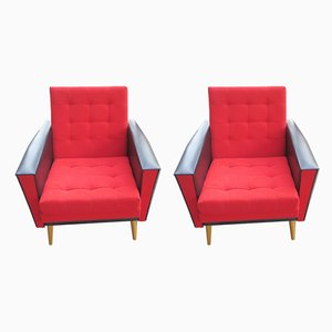 Mid-Century Skai Lounge Chairs, 1950s, Set of 2