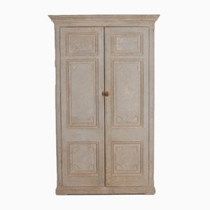 Antique Linen Cupboard, 1840s
