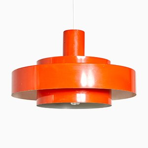 Danish Equator Pendant Lamp by Jo Hammerborg for Fog & Mørup, 1960s