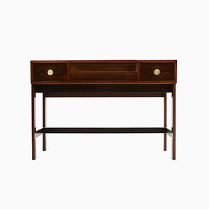 Scandinavian Modern Rosewood Dressing Table, 1950s
