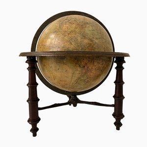 Globus im Jugendstil von Schedler, 1889