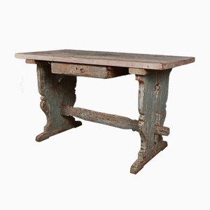 Antiker Schreibtisch aus Holz, 1820er