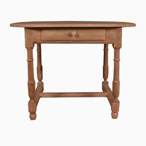 Antiker französischer Tisch aus Eiche, 1890er