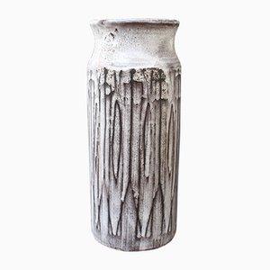 Mid-Century Keramikvase von Jacques Pouchain, 1960er